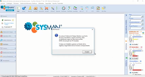 software sysman