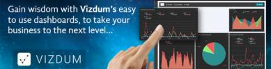 Vizdum – Business Dashboard