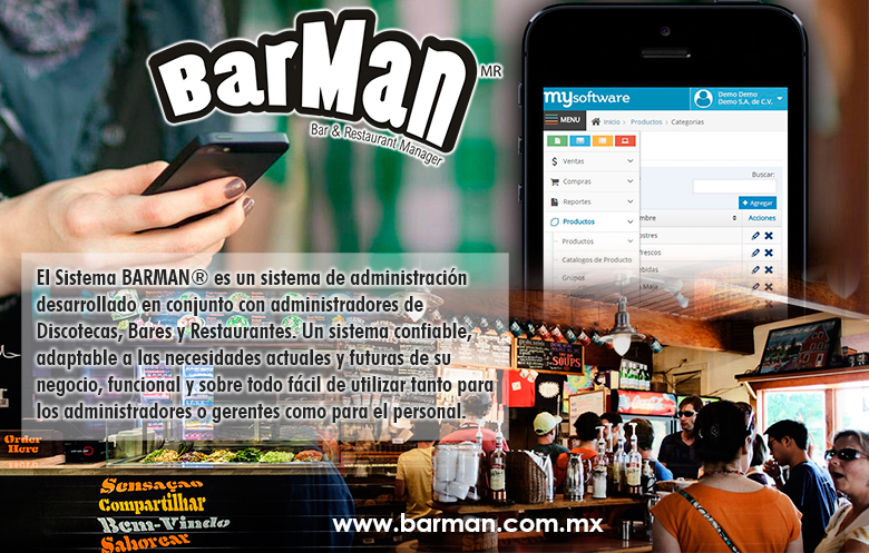 BarMan Restaurantes