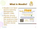 Moodle Open Source