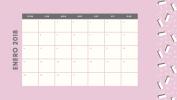 Canva Calendarios Electrónicos