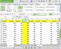 WPS Spreadsheets